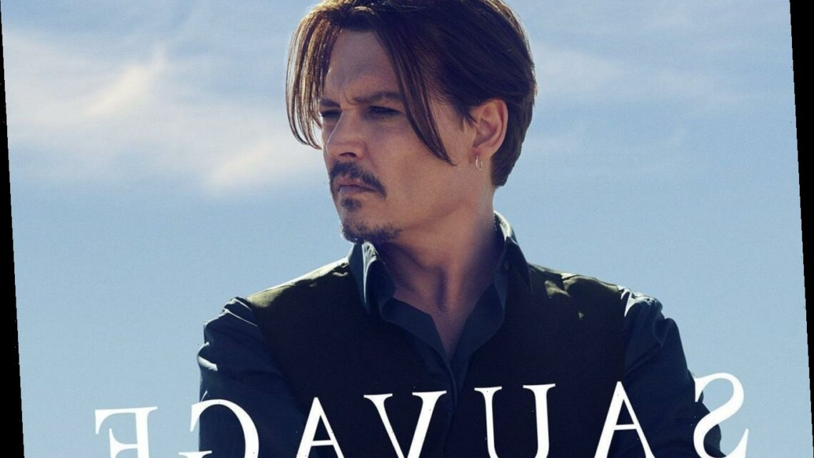 Abuse survivor's fury as wife beater Johnny Depp's Dior ad is still on TV