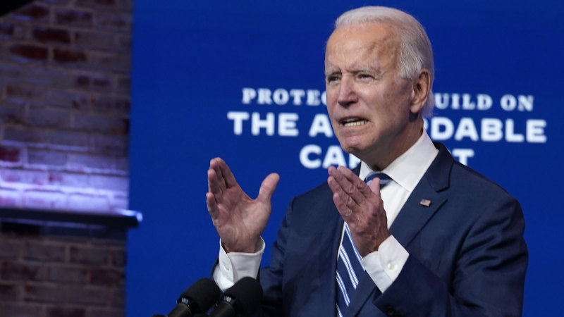 Joe Biden may be the best thing that ever happened for Brexit