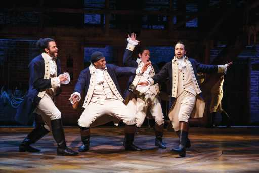 Study Credits 'Hamilton' For Boosting Cast Diversity But Says Gains Insufficient For Industry Hiring Problems