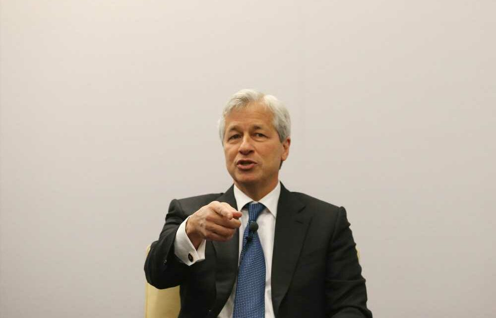 Jamie Dimon takes jab at Trump's refusal to concede the election