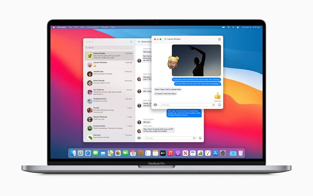 Apple Hits Refresh Button with Its macOS 11 Big Sur…