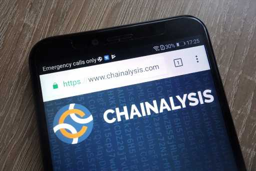 Chainalysis to Raise $100 Million at $1 Billion…