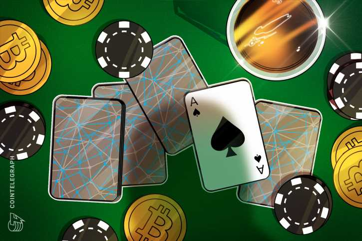 Poker network now gives '95% of payouts' in Bitcoin — around $160M monthly