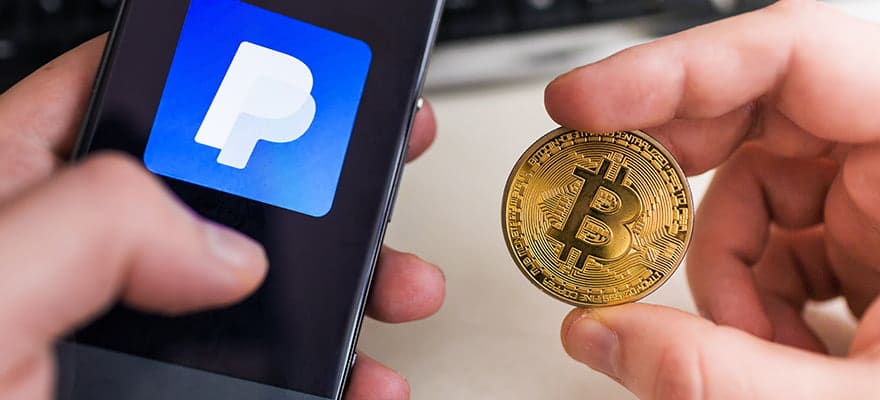 PayPal Users Now Can Start Cryptocurrency Transactions