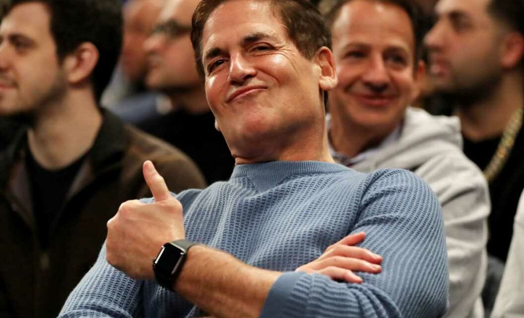 Mark Cuban on why he refuses to mentor people