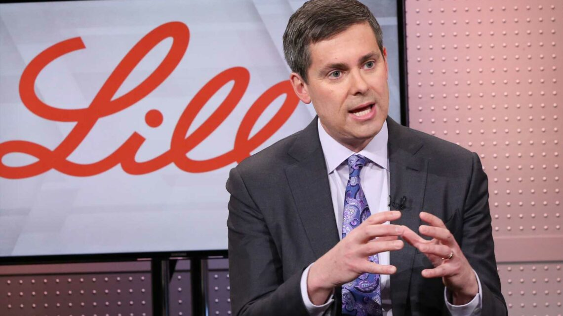 Eli Lilly's coronavirus antibody treatment will be needed even if there is a vaccine, CEO says