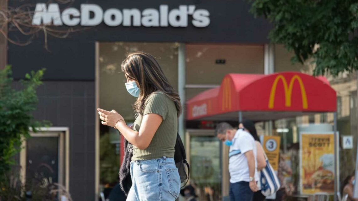 McDonald's to conduct coronavirus safety checks to guard against pandemic fatigue