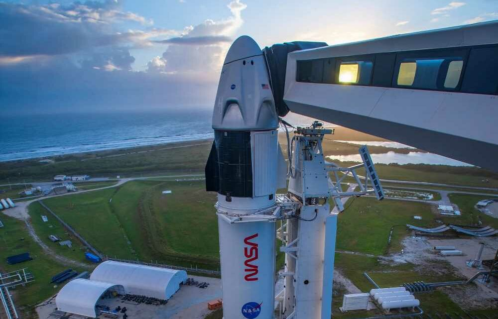 NASA certifies SpaceX to carry astronauts, a first for a privately-developed spacecraft system
