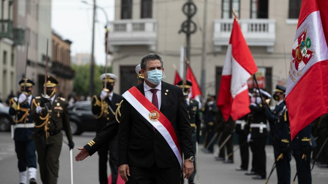 Peru's Interim President Quits Following Deadly Protests