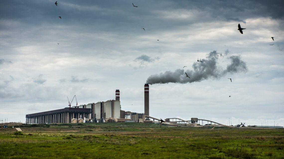 South Africa Sees Eskom at Zero Carbon Emissions Only by 2050