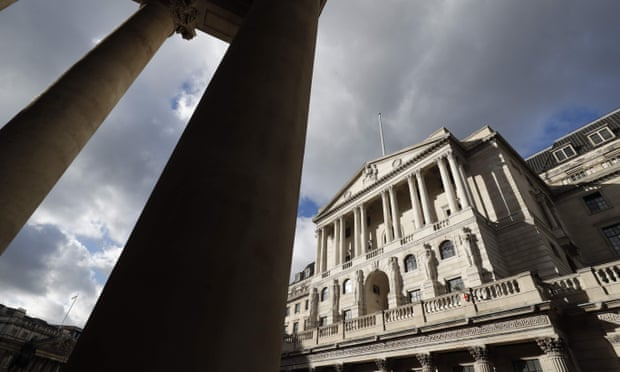 For the Bank of England, everything now is about damage limitation