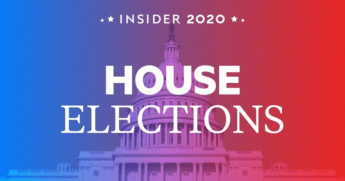 LIVE RESULTS: Democrats are losing key House seats to Republicans but look set to keep their majority