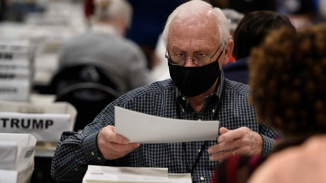 Georgia election audit finds 3,039 more uncounted ballots in 2 counties