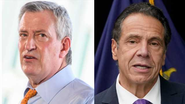 Cuomo undercuts de Blasio, says schools are 'safe' after NYC shutters them
