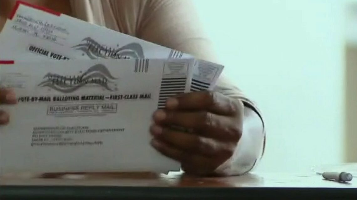 Amid report on election deadlines, USPS says 'extraordinary measures' being taken to deliver ballots