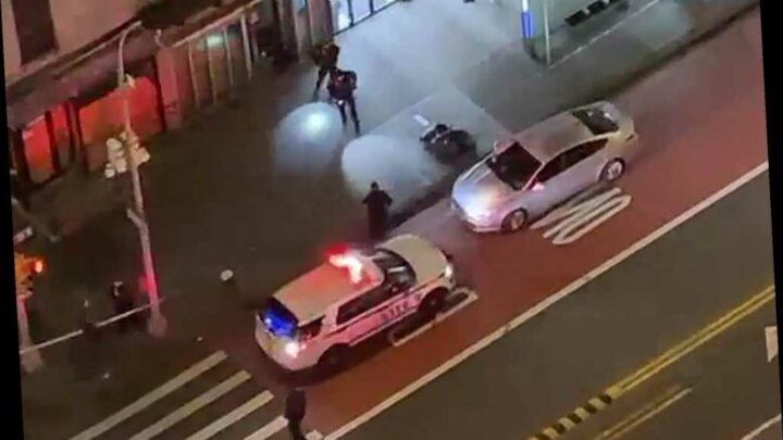 Two men injured in latest shootings across NYC