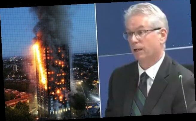 Insulation used on Grenfell still sold despite 'inferno' in 2007 test