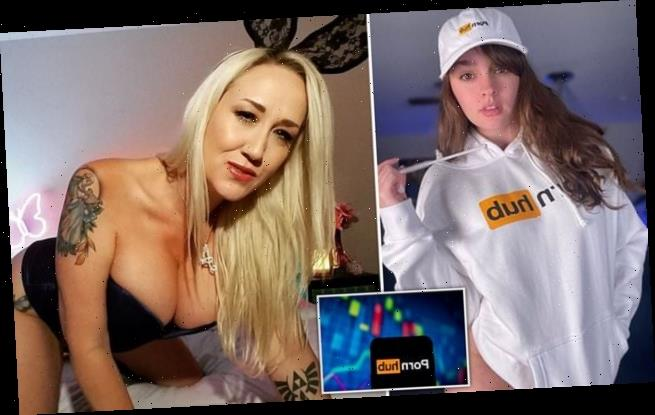 Women lash out at 'war on porn' after Pornhub forced to remove videos