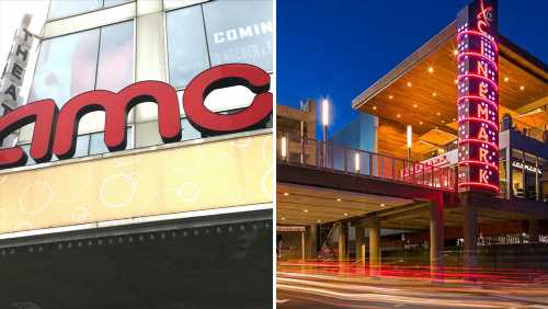 AMC Stock Swoons And Cinemark's Takes Hit After Disputed Report Of Movie Theater Operations Scenario
