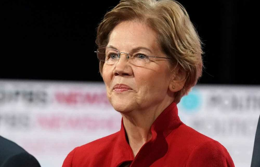 Elizabeth Warren to Release a 'Deeply Personal' New Book, Persist, Next Year