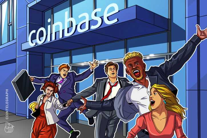 The Coinbase IPO is coming, according to SEC filing