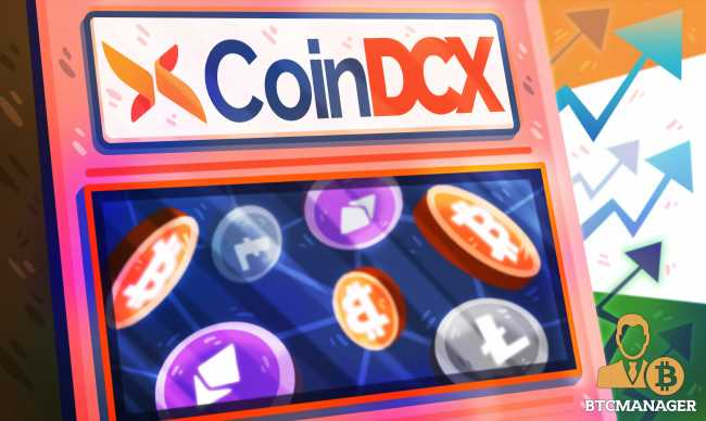 Cryptocurrency Exchange CoinDCX Has Raised $19.4 Million in 2020