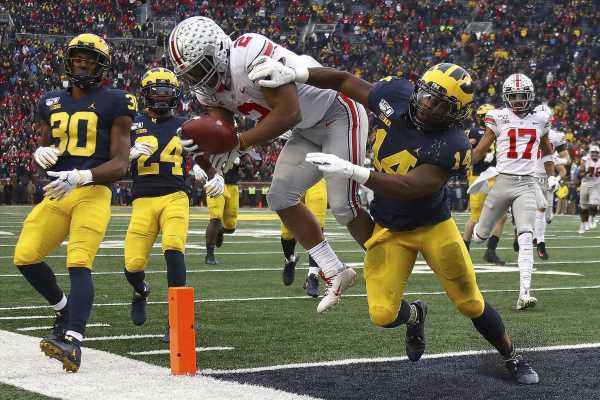 Michigan's COVID-19 Outbreak Cancels Game Against Ohio State