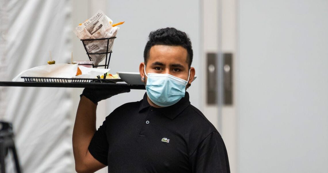Millennial workers have been hardest hit by pandemic pay cuts