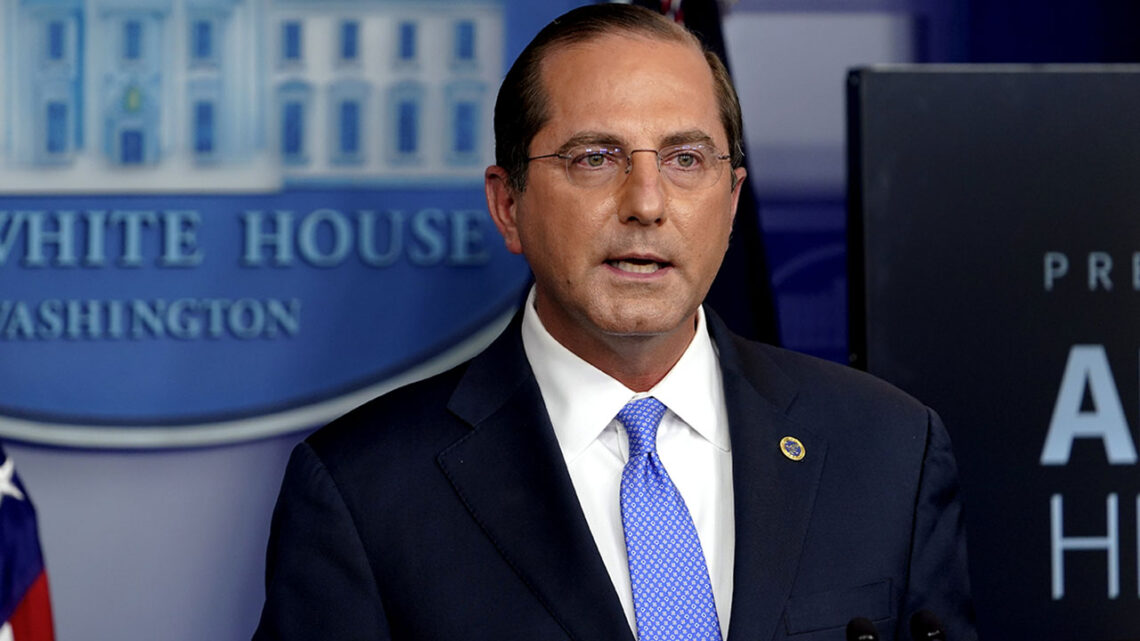 Azar believes 'vulnerable' populations should get vaccine first, but governors have final say