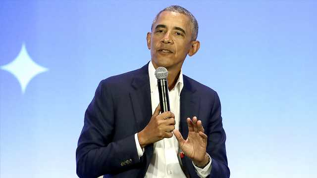 Obama suggests Trump's 'stereotypical macho style' appealed to some young Black voters
