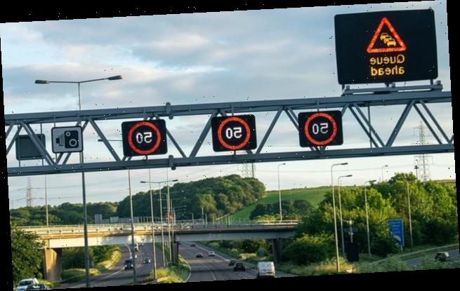 Fury as speeding motorists on M4 escape fines for 50mph zone