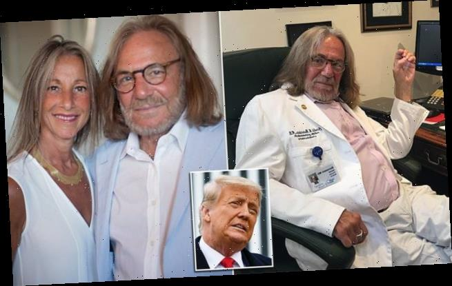 Dr. Harold Bornstein, Trump's former personal physician, dies at 73