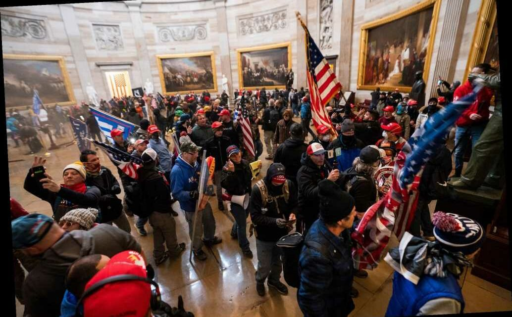Who are the four people who died in the DC protest at the Capitol?