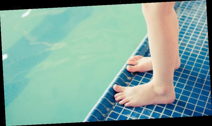 Put safety first around water