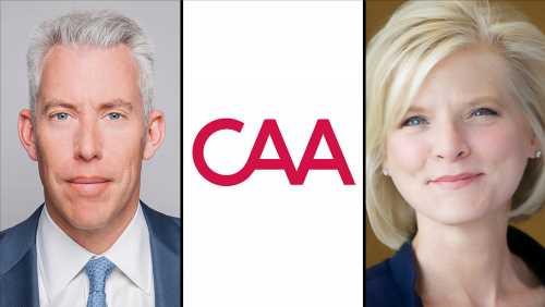 CAA Lifts James Burtson To President, Hires PwC's Carol Sawdye As CFO; Richard Lovett, Kevin Huvane, Bryan Lourd Remain Co-Chairmen