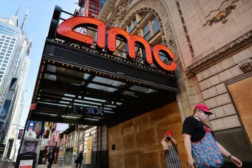 AMC Entertainment Stock Recovers All Pandemic Losses, Tripling In Value