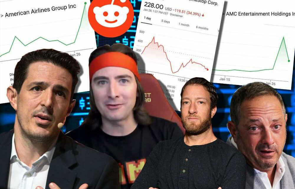 GameStop stock boom driven by Reddit renegades continues to roil markets