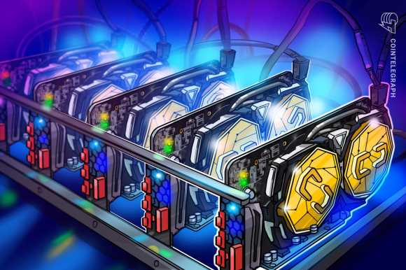 Digital Currency Group's crypto mining arm enters top-10 global mining pools
