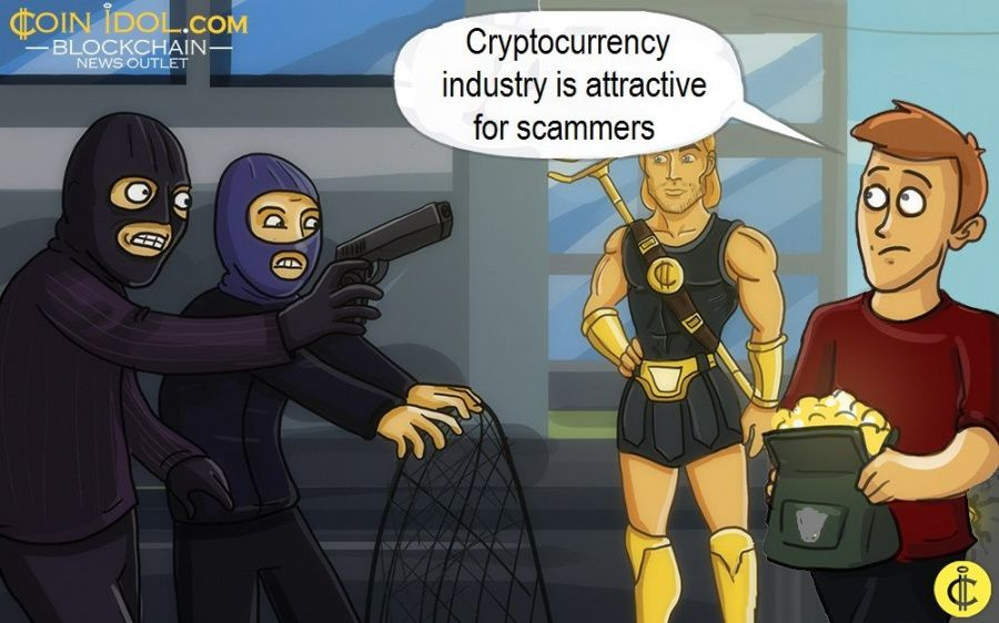 5 Vulnerabilities of the Cryptocurrency Market Used by Scammers to Trick People