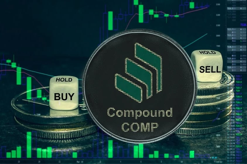 Strong Whale Purchases Leads to 20% Surge for DeFi Token Compound (COMP)