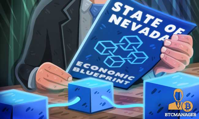 Nevada Governor Includes Blockchain Technology Development in Economic Blueprint