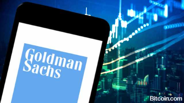 Goldman Sachs Sees Bitcoin Market Becoming More Mature