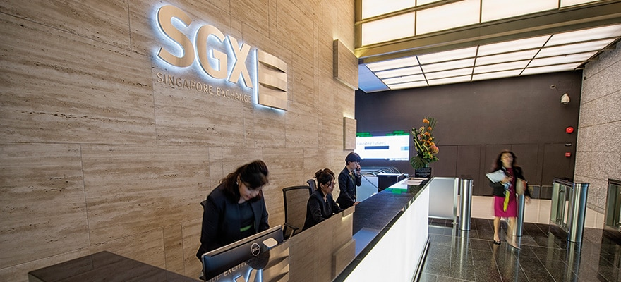 Singapore Exchange Reports Strong Numbers in December 2020