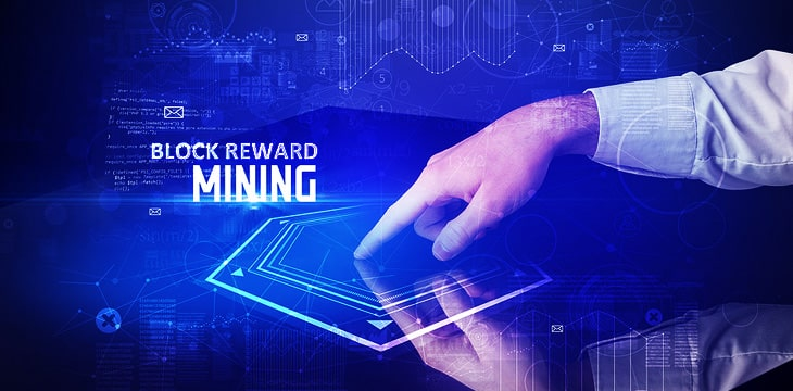 Struggling online lottery firm announces move into block reward mining