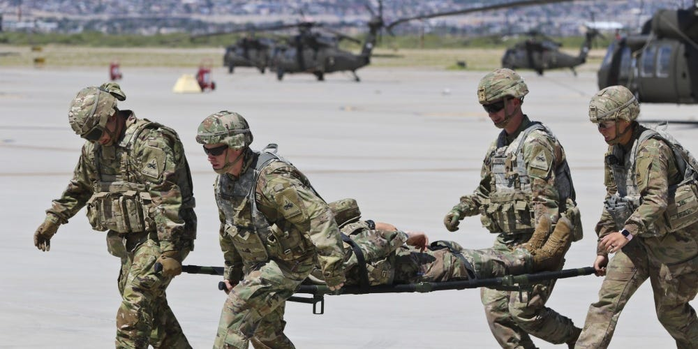 Nearly a dozen US Army soldiers were poisoned after drinking a chemical found in antifreeze, believing it was alcohol