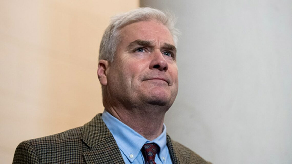 Tom Emmer, House GOP reelection chair, says Biden executive orders making job easier for Republicans