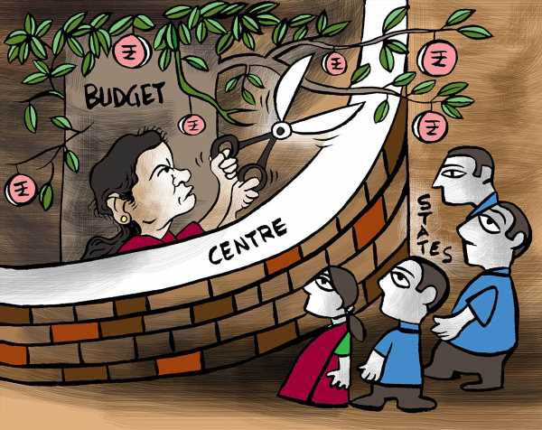 States worry as Centre plans to trim schemes in Budget