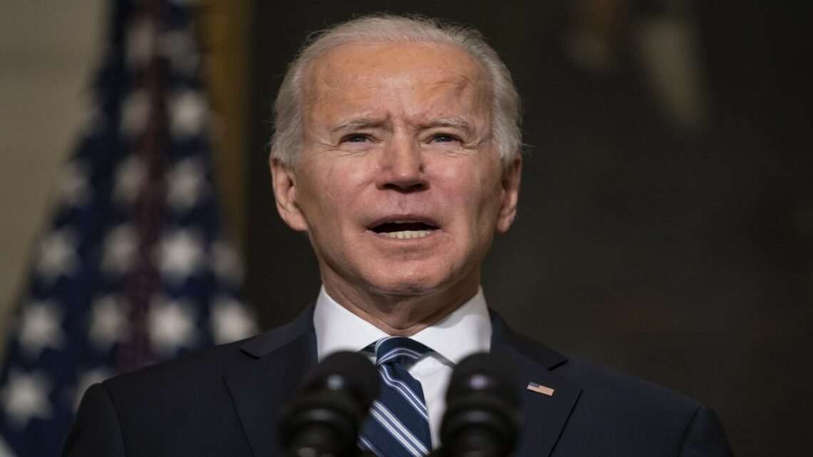 David Bossie: Biden and the impeachment charade – it's time for president to step up in name of unity