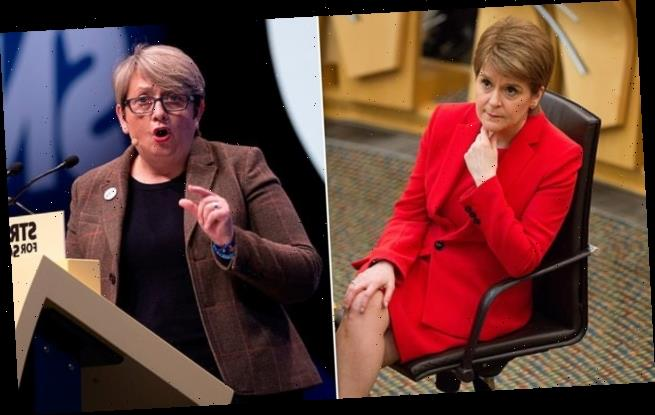 Joanna Cherry is sacked from the SNP's Westminster frontbench