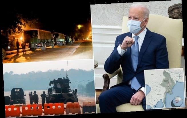 Biden administration debates calling military takeover a 'coup'